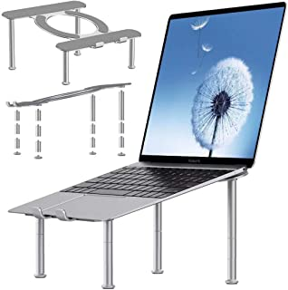 $29 » Sponsored Ad - Adjustable Laptop Stand,Ergonomic Aluminum Computer Riser,(10-17Inches) Compatible with MacBook Pro / Air, ...