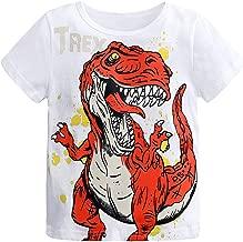 Beb/é Ni/ño Cumplea/ños Fiesta Manga Corta AMZTM Dinosaurio Camiseta de Cumplea/ños