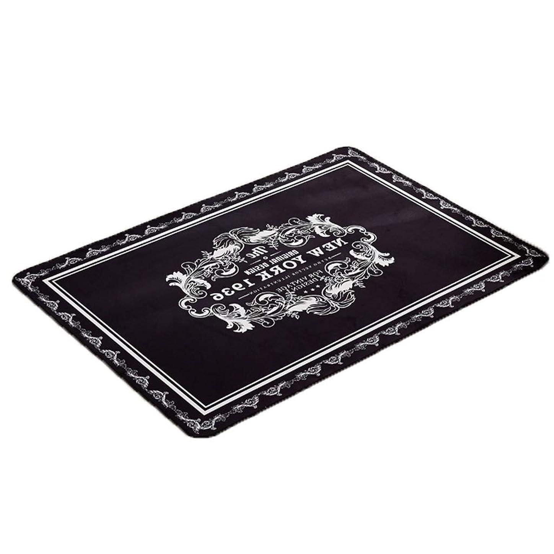 数学一晩感謝しているカーペットベッドサイドカーペットコーヒー毛布テーブルカーペットスクエア混合滑り止め機洗えるカーペット (PATTERN : K, Size : 160x200cm)