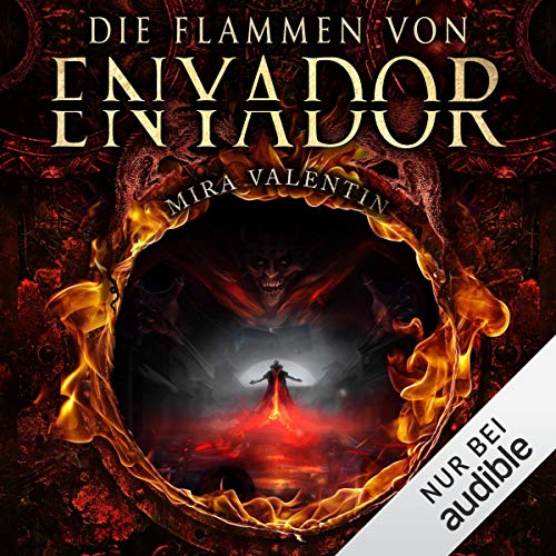 Die Flammen von Enyador Titelbild