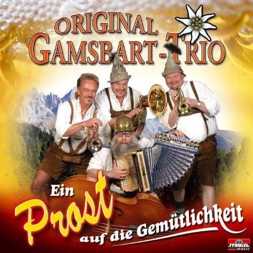 Original Gamsbart-Trio