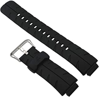 Casio 10188556 Genuine Factory Replacement Resin Watch Band fits G-300-2A G-300-3A G-300-4A G-301B-1A G-301BR-1A G-306X-1A G-350-2A G-350-5A