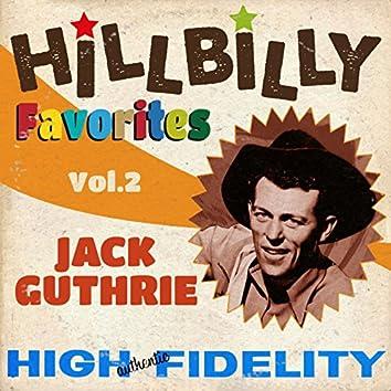 Hillbilly Favorites Vol.2 1948