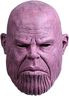 Best silicone thanos mask Reviews