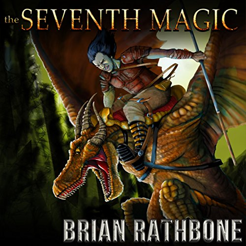 The Seventh Magic audiobook cover art