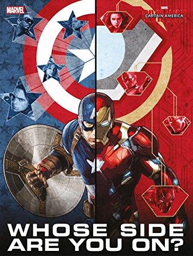 Póster de vidrio Marvel Captain America - Civil War/Guerra Civil