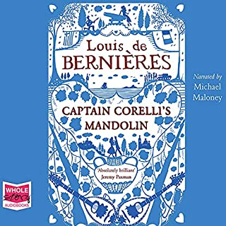 Couverture de Captain Corelli's Mandolin