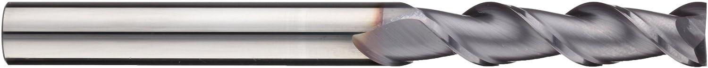 "MF420214928 .604/"" 4-Flute Carbide Head NCC Plunge Cut End Mill"