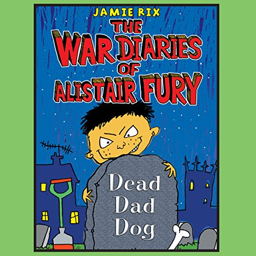 The War Diaries of Alistair Fury audiobook cover art