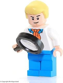 Best lego scooby doo minifigures Reviews