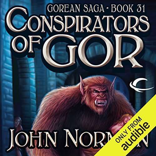 Conspirators of Gor cover art