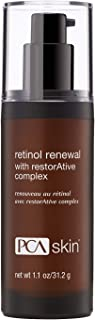 PCA SKIN Retinol Renewal with Restorative Complex, Nighttime Treatment for Early Aging, 1 fluid ounce