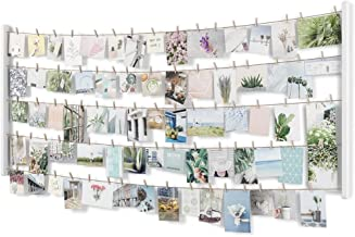 مجموعة إطارات الصور والجدران من أومبرا هانج إت للصور، 66 × 152 سم، أسود