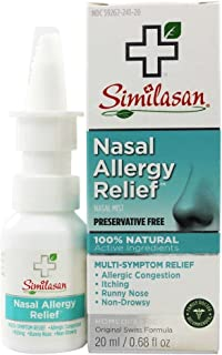 Similasan Relief Allergy Nasal