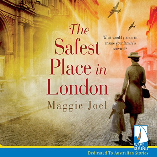 The Safest Place in London cover art