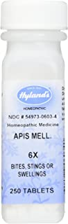 Hyland's Apis Mellifica 6x, 250 Count