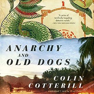 Page de couverture de Anarchy and Old Dogs