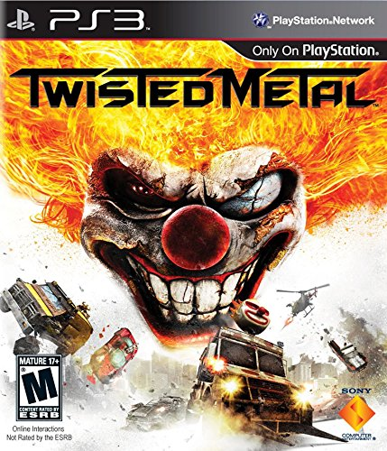 Sony Twisted Metal, PS3 PlayStation 3 videogioco