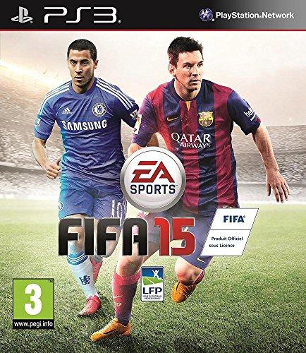 Electronic Arts FIFA 15, PS3 Básico PlayStation 3 Inglés vídeo - Juego (PS3, PlayStation 3, Deportes, Modo multijugador, E (para todos), Soporte físico)