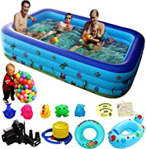 Bañera Inflable térmica, Piscina, Piscina Grande para Adultos en el hogar, bañera Plegable, bañera Inflable de Mayor Espesamiento-A