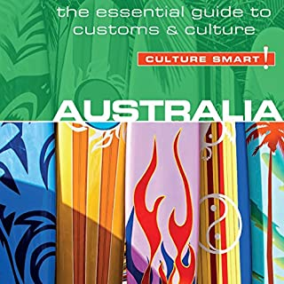 Australia - Culture Smart! audiobook cover art
