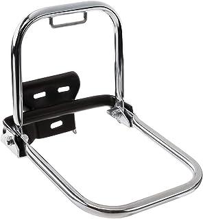 FEZ Gepäckträger hinten zink (kurzer Stützbügel + Schutzblechhalter)   für Simson S50, S51, S70
