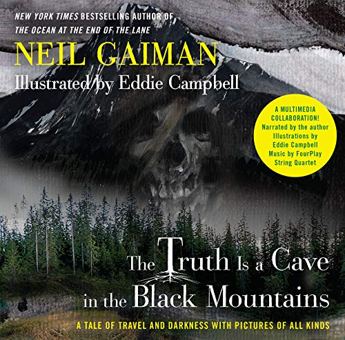 The Truth Is a Cave in the Black Mountains (Enhanced...