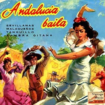 """Vintage Flamenco Dance Nº6 - EPs Collectors """"Andalucia Dance"""""""