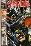 Sabretooth #3 (Death Hunt, Volume 1)