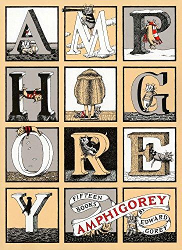 Amphigorey: Fifteen Booksの詳細を見る