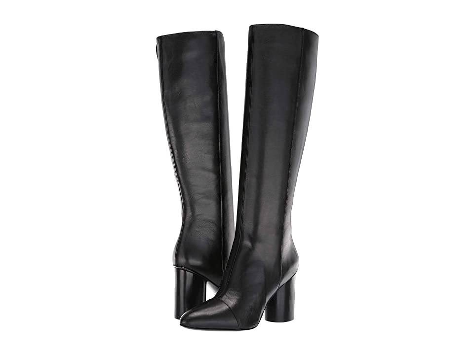 Nine West Cheyin (Black Leather) Women