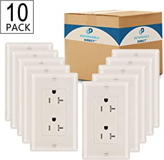Best colored electrical outlets Reviews