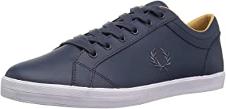 Fred Perry Baseline Mens Shoes