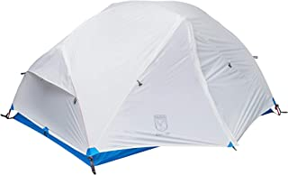 Paria Outdoor Products Zion Lightweight Tent and Footprint - Perfect for Backpacking, Kayaking, Camping and Bikepacking (Renewed)