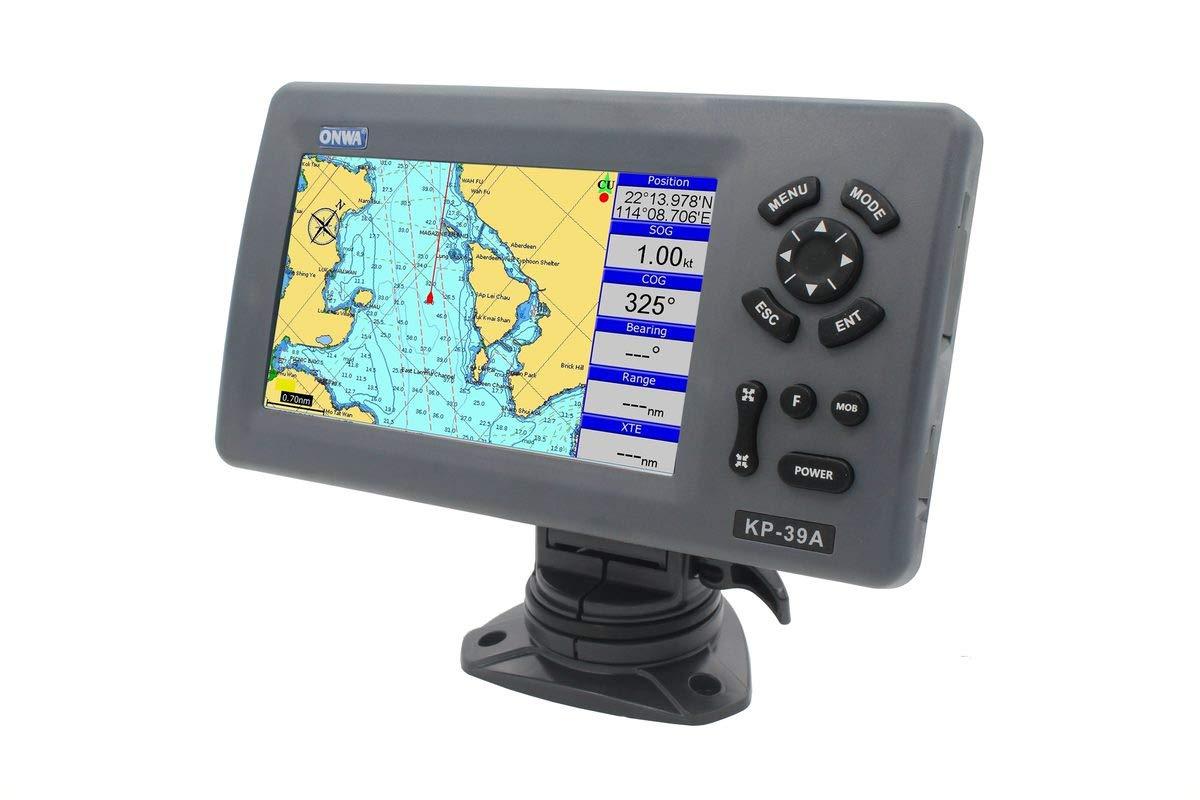 KP-39A GPS Chartplotter con transceptor de Clase B AIS: Amazon.es ...