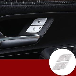 Auto Türschloss Aufkleber, 2 Stück, für Benz A B Klasse W177 W247 GLB X247 GLA X156 CLA W118 2020 Zubehör