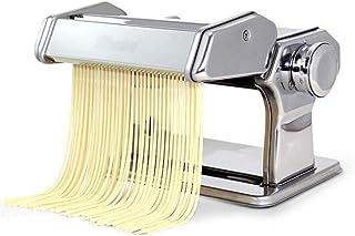KDMB Machine Manuelle de Nouilles, ustensiles de Maison Machine à Nouilles Double Couteau Machine de pressage ménagère Mac...
