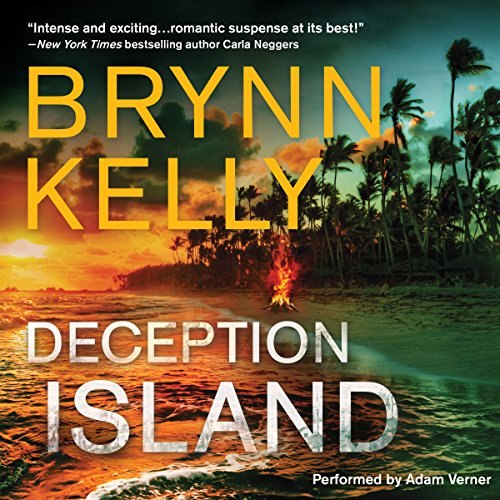 Deception Island audiobook cover art