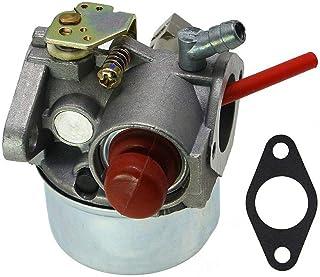 RETYLY Carburador Para Tecumseh 640271 640303 640338 640274 13566 Lv195Ea Lv195Xa Lev100 Lev105 Lev120 Cortacesped Carburador - Tecumseh 640350