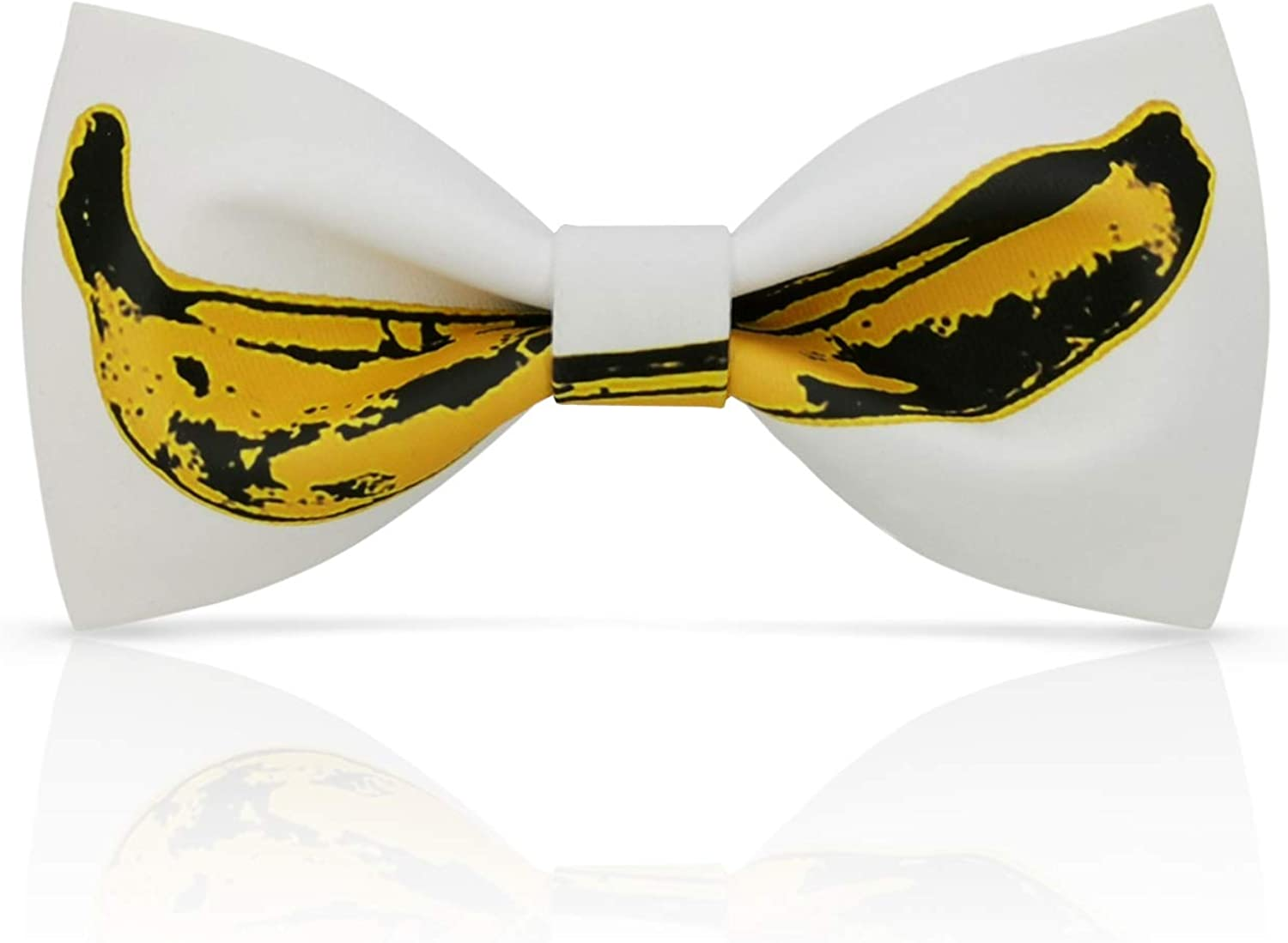 Lanzonia Designer Novelty Bowtie Mens Bow Tie for Party Holiday Ball Wedding