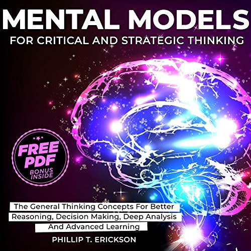 Mental Models for Critical and Strategic Thinking audiobook cover art