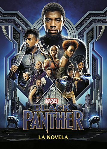 Black Panther. La novela (Marvel. Superhéroes)
