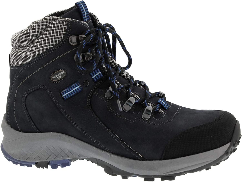 Waldlaufer Waldlaufer Emma Walking Stiefel 5 UK Blau  Schau dir die billigsten an