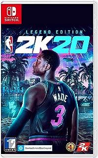 NBA 2K20 : Legend Edition [韓国語版] - Switch [海外直送品]