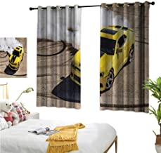 Superlucky Drapes for Living Room,Manly,63