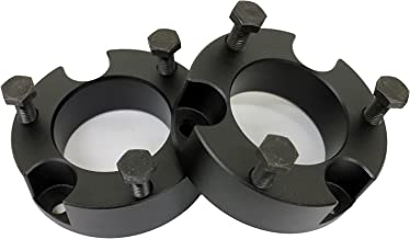 MotoFab Lifts 3 inch Front Leveling Lift Kit that is compatible with Tacoma 4Runner 4WD 2WD USA MADE