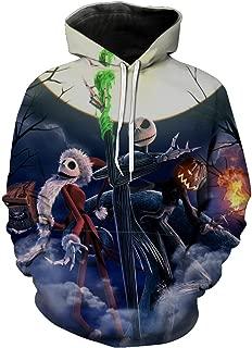 Unisex Thin 3D Digital Print Couple Hoodie Women Men Sport Sweatshirt Pullover Hoody