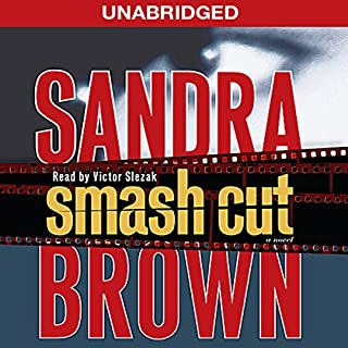 Smash Cut audiobook cover art