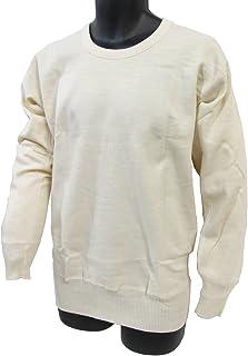 イタリア軍 サーマルシャツ ベージュホワイト (XL ※表記1)