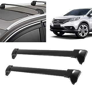 Yeeoy Aluminum Roof Rack Cross Bars Set Fits 2012 2013 2014 2015 2016 Honda CRV